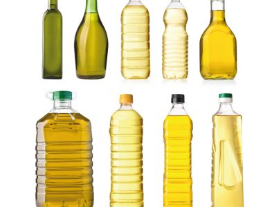 Cooking Oil Bottles