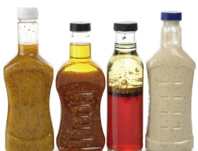 Salad Dressing Bottles