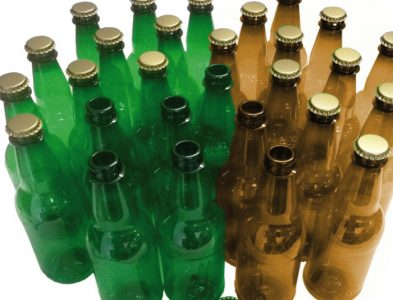 Alcoholic Beverage Bottles